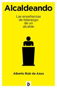 Alcaldeando: portada