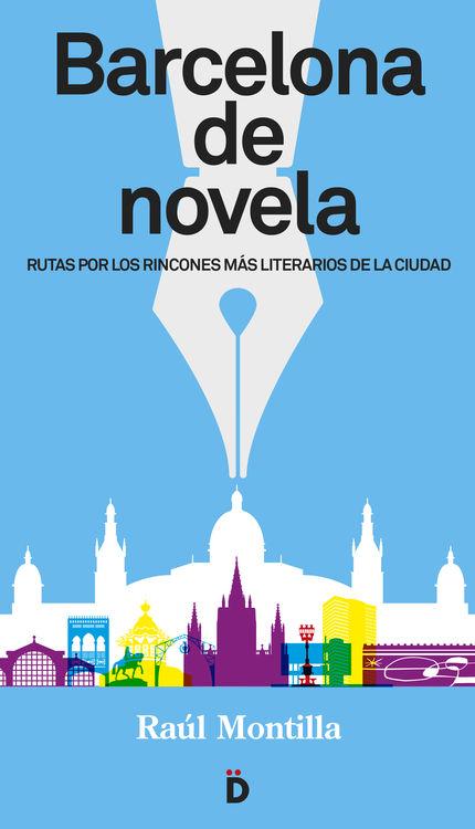 Barcelona de novela: portada