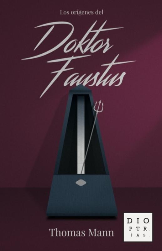 Los orígenes del «Doktor Faustus»: portada