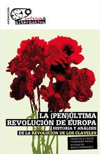 La (pen)última revolución de Europa: portada