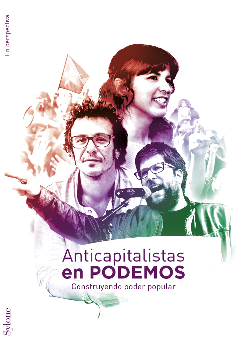 Anticapitalistas en Podemos: portada
