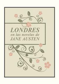 Londres en las novelas de Jane Austen: portada