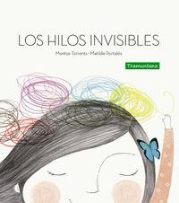 LOS HILOS INVISIBLES: portada