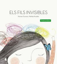 ELS FILS INVISIBLES: portada