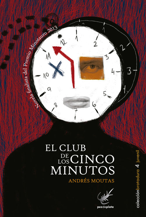 CLUB DE LOS CINCO MINUTOS, EL: portada