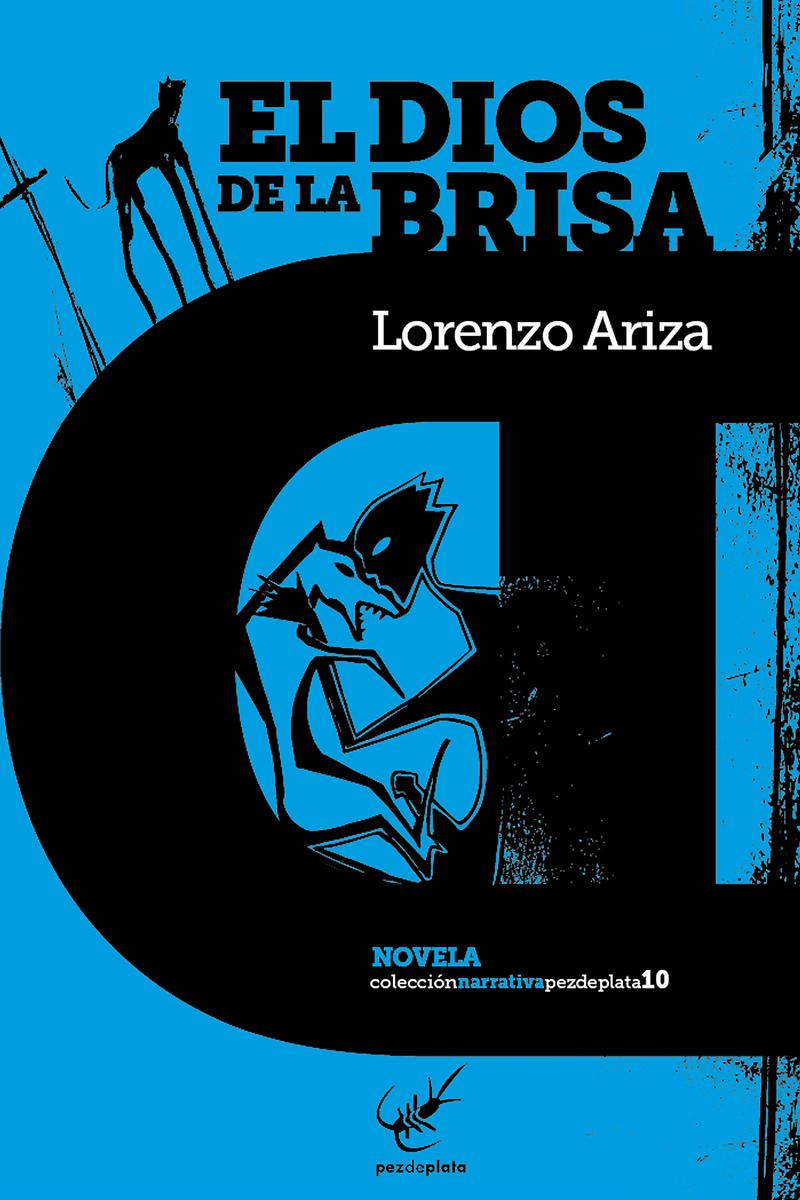 EL DIOS DE LA BRISA: portada