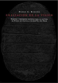 EXALTACIÓN DE LA VISIÓN: portada