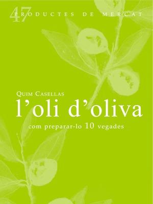 L'OLI D'OLIVA: portada