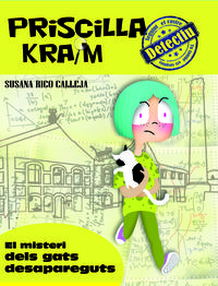 PRISCILLA KRAIM 2. EL MISTERI DEL GATS DESAPAREGUTS: portada