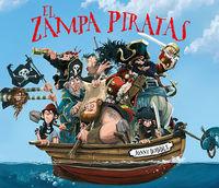 El zampa piratas (NE): portada