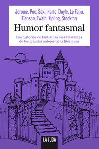 Humor fantasmal: portada