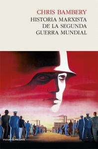 Historia marxista de la segunda guerra mundial: portada