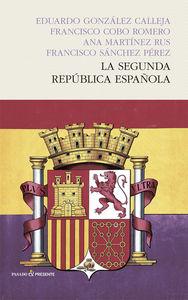 LA SEGUNDA REPÚBLICA ESPAÑOLA: portada