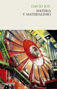 Materia y materialismo: portada