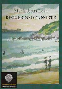 Recuerdo del Norte: portada