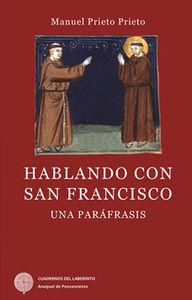 HABLANDO CON SAN FRANCISCO: portada