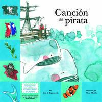Canci�n del pirata: portada