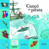 Cançó del pirata - CAT: portada