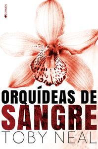 ORQUÍDEAS DE SANGRE: portada