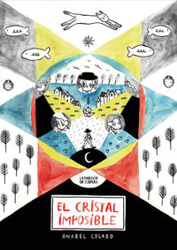El cristal imposible: portada