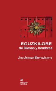 Eguzkilore, de Diosas y Hombres: portada