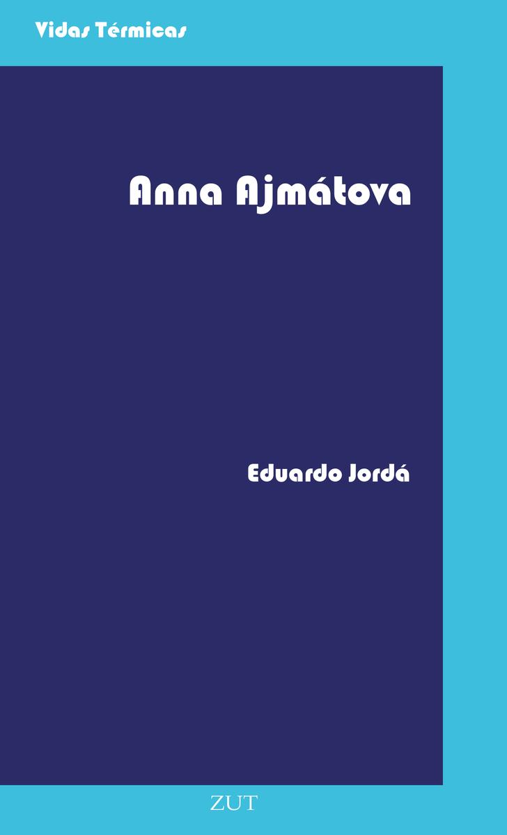 Anna Ajmátova: portada