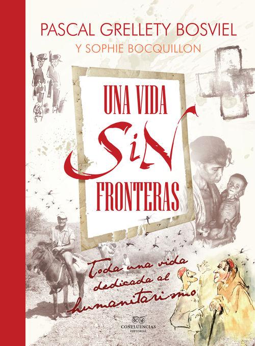 Una vida sin fronteras: portada