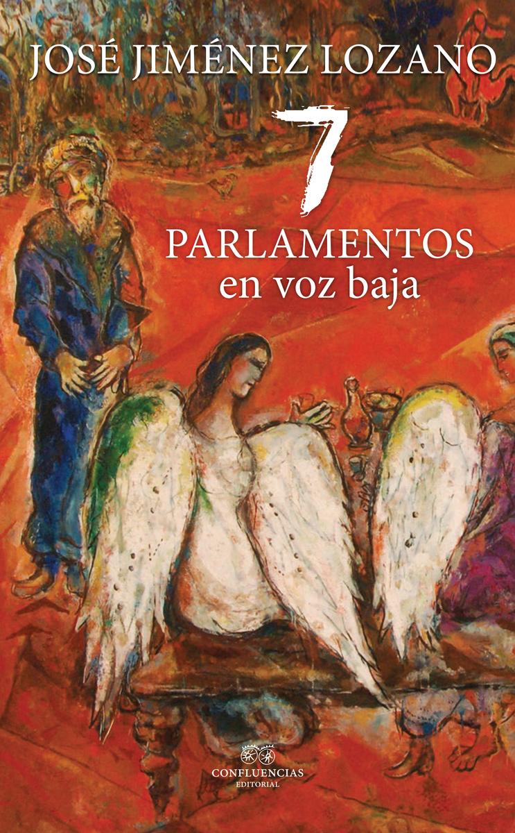 Siete parlamentos en voz baja: portada
