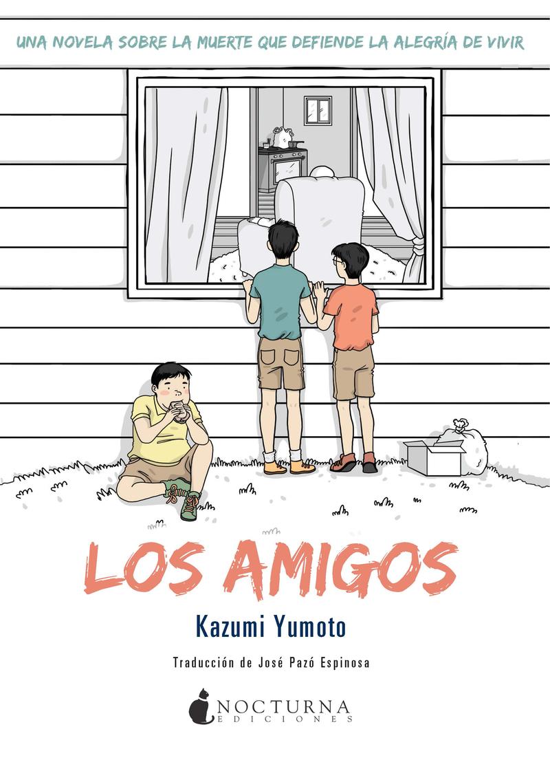 AMIGOS,LOS: portada