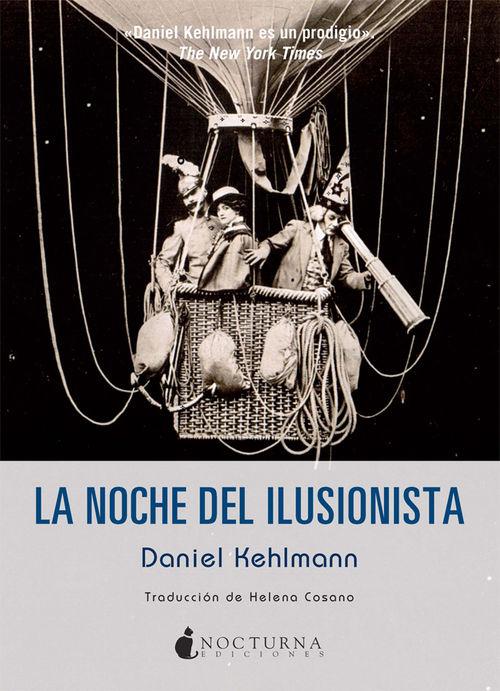 NOCHE DEL ILUSIONISTA,LA: portada