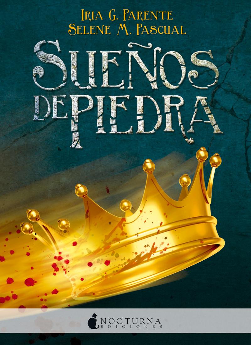SUEÑOS DE PIEDRA: portada