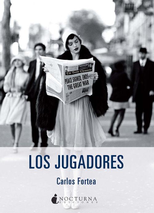 JUGADORES,LOS: portada