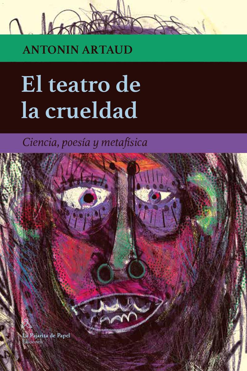 El teatro de la crueldad: portada