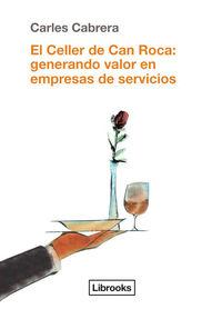 CELLER DE CAN ROCA: GENERANDO VALOR EN EMPRESAS DE SERVICIOS: portada