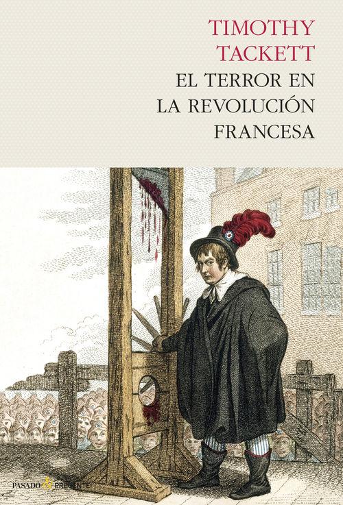 El terror en la Revolución Francesa: portada