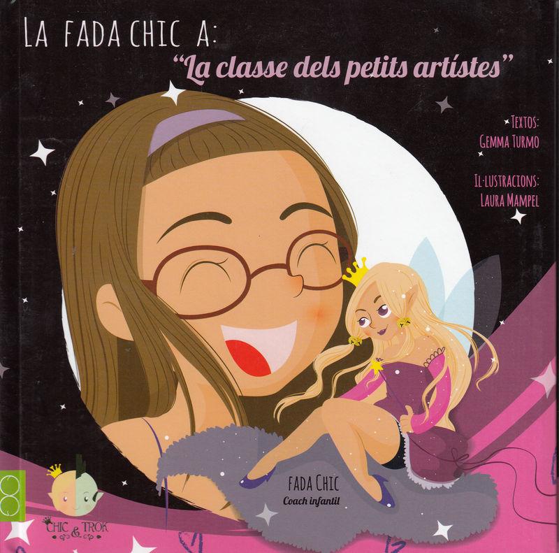 LA CLASSE DELS PETITS ARTISTES - CAT: portada