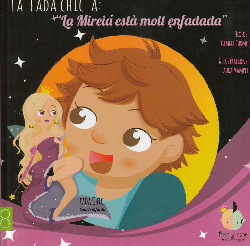 LA MIREIA ESTA MOLT ENFADADA - CAT: portada
