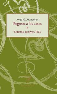 REGRESO A LAS CASAS & SONETOS, OCTAVAS, LIRAS: portada