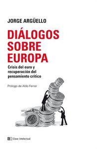 Diálogos sobre Europa: portada