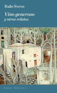 VINO GENEROSO Y OTROS RELATOS: portada