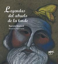 LEYENDAS DEL ABUELO DE LA TARDE: portada
