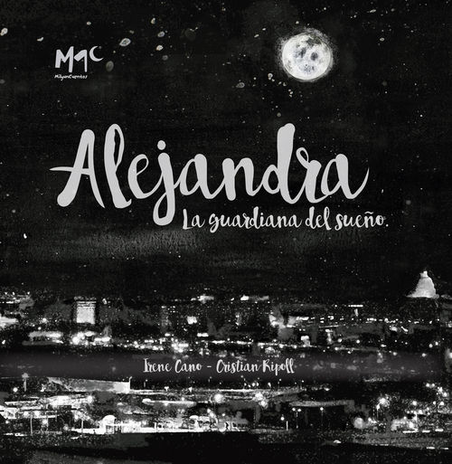 ALEJANDRA.LA GUARDIANA DEL SUEÑO: portada