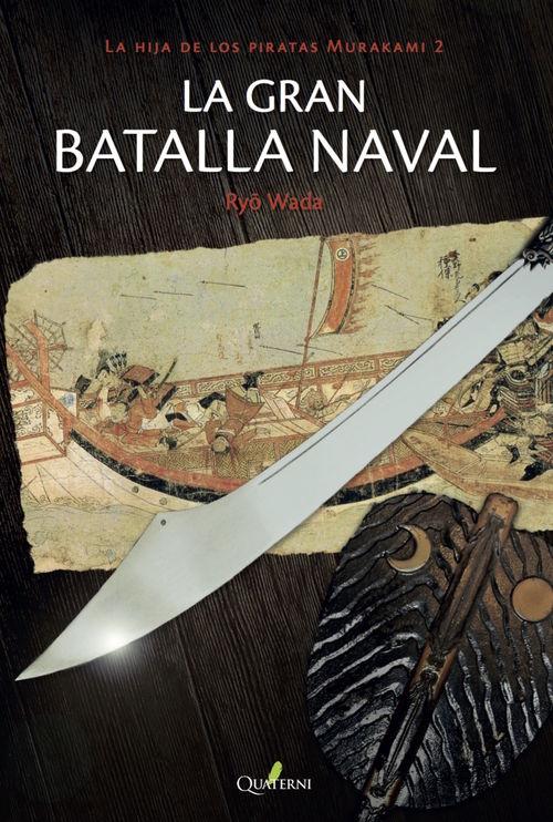 LA GRAN BATALLA NAVAL: portada