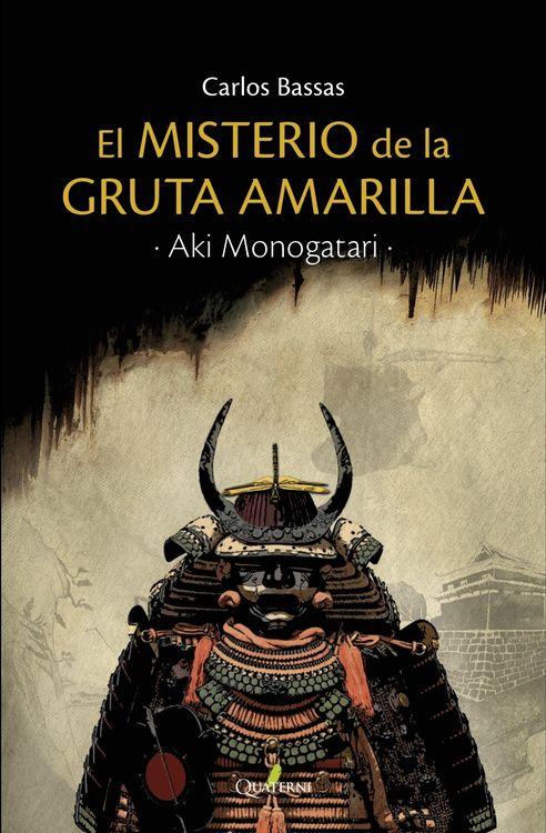 EL MISTERIO DE LA GRUTA AMARILLA: portada