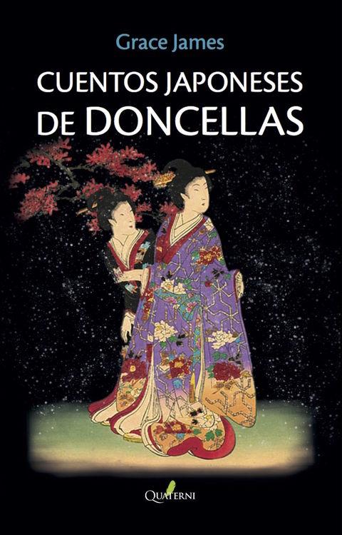 CUENTOS JAPONESES DE DONCELLAS: portada
