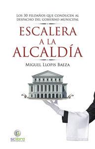ESCALERA A LA ALCALDÍA: portada