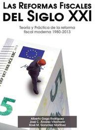 Las Reformas Fiscales del Siglo XXI: portada