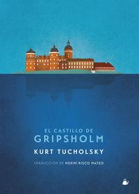 El castillo de Gripsholm: portada