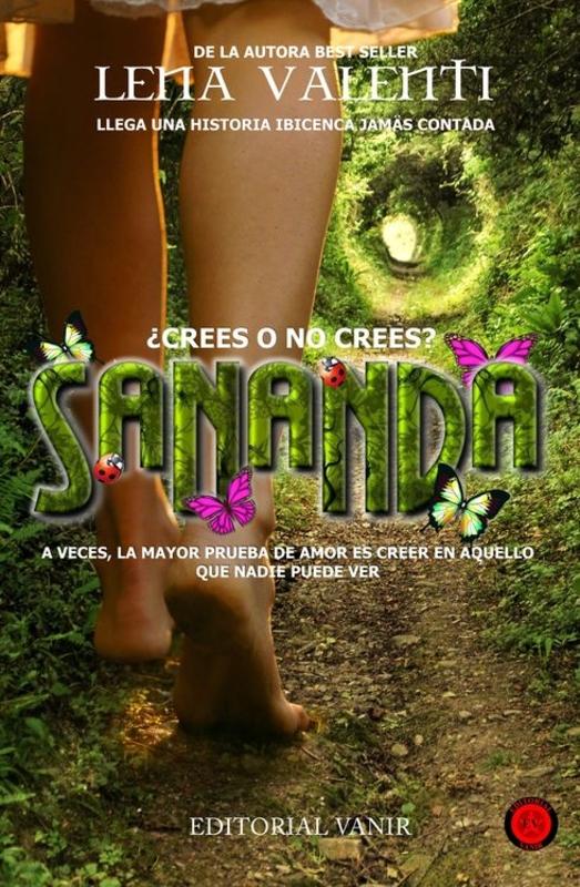 SANANDA. Libro primero.: portada
