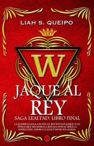 JAQUE AL REY,: portada